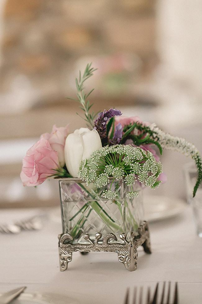 Romantic Courtyard Wedding Cape Town - Jo Stokes Photography