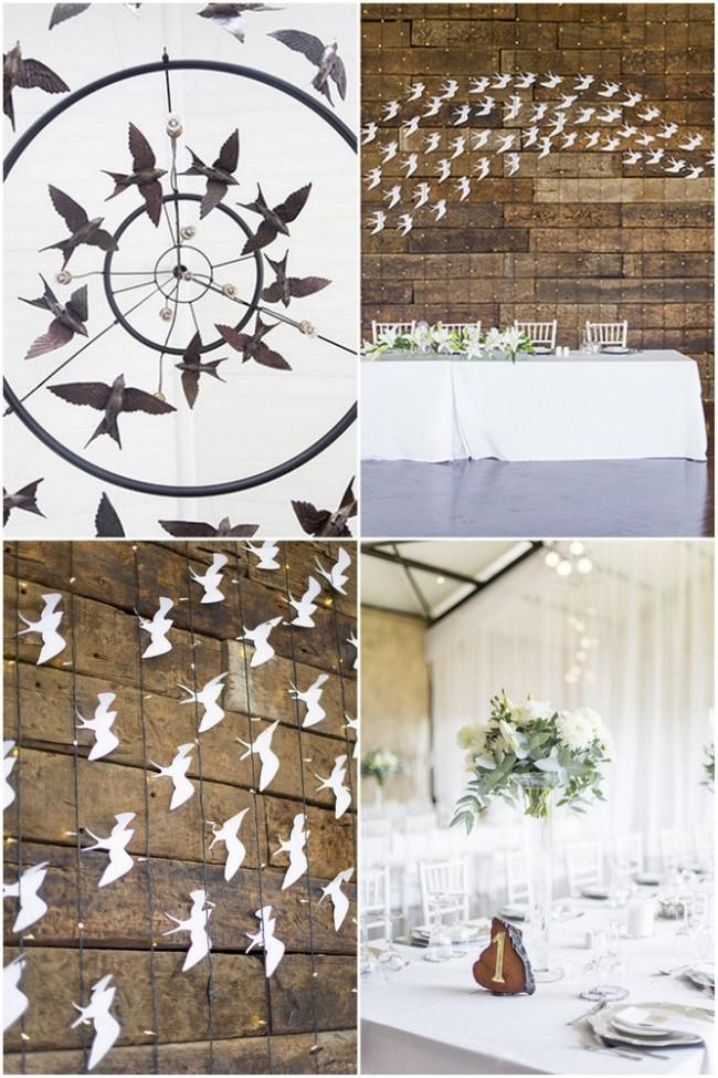 Swallow Themed Farm Wedding - Natal Midlands Netherwood Farm Wedding // Marne Photography