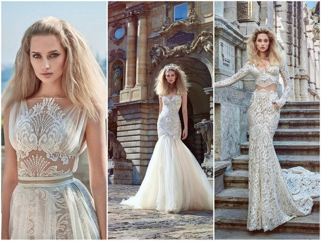 Galia Lahav – Haute Couture 2016 Ivory Tower Collection