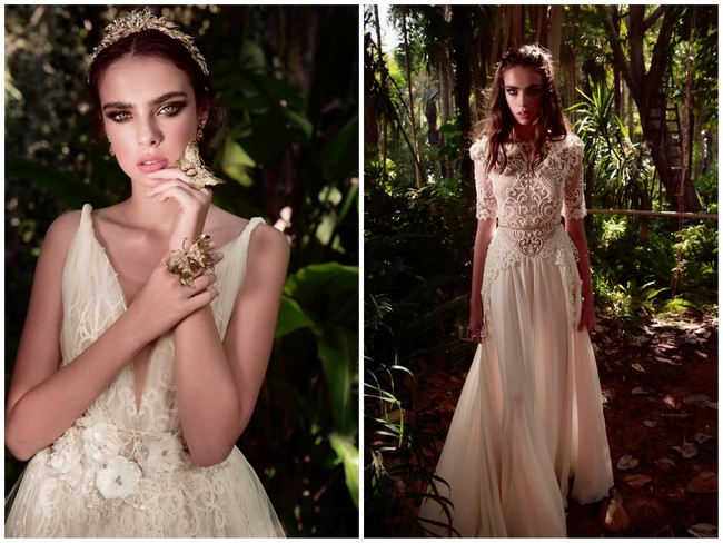 Romance Inspired by Nature – Yaki Ravid Couture