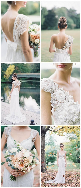 Chic Romantic Wedding Dress 3