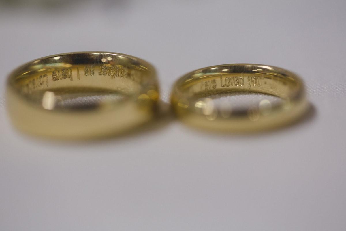 Romantic J.R.R. Tolkien Wedding {ENV Photography}