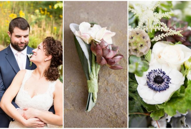 Beautifully Rustic Virginia Mountain Wedding {J&D Photography}