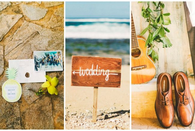 Intimate Tropical Maui Destination Wedding {Angie Diaz Photography}