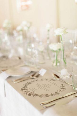 Elegant White + Green Potchefstroom Wedding. (Carolien & Ben Photography)