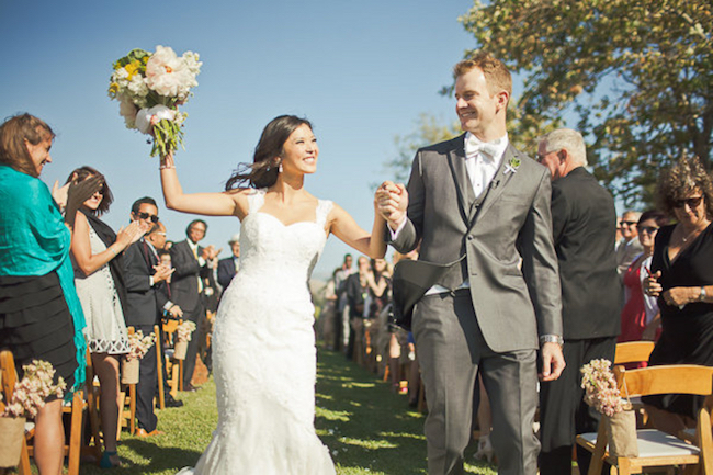 Rustic Southern California Vineyard Wedding by Orange Turtle Photography