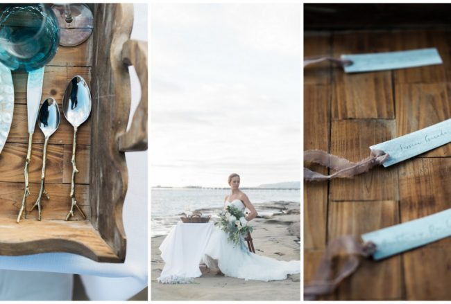 Sunset Cliffs Beach Wedding Ideas + Styling Tips {KSL Wedding Photo}