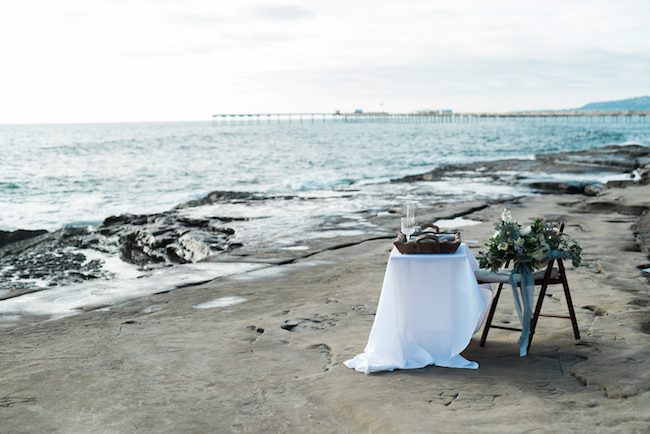 Sunset Cliffs Beach Wedding