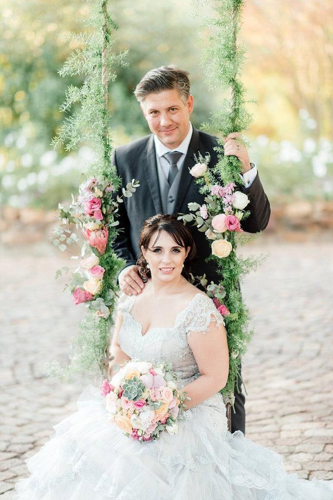 Vintage Cape Town Wedding