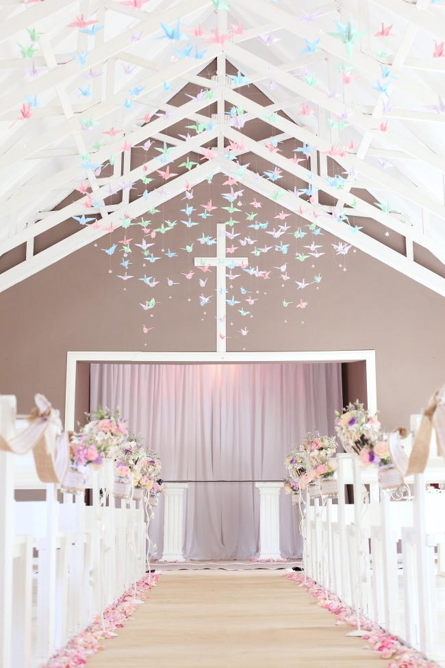 Fairy Lights Wedding
