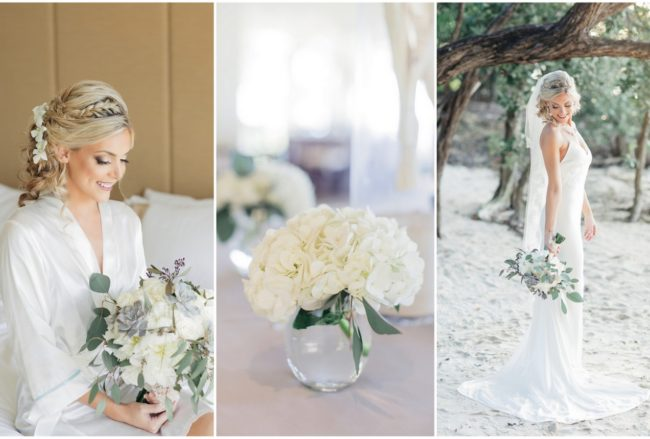 Dreamy Navy Key Largo Wedding {Jessica Bordner Photography}