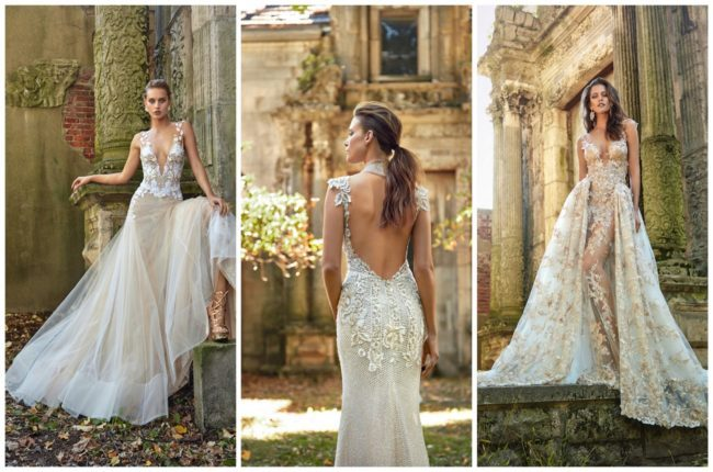 Global First Look: Gasp-Inducing NEW Galia Lahav 2017 wedding dresses!