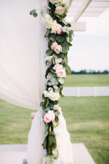 Kate Spade inspired wedding