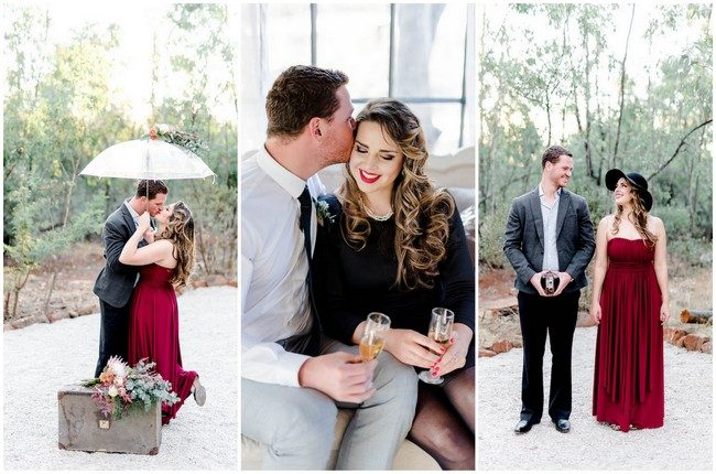 A Timeless Romance: Pretoria Engagement Photography Shoot {Damor Photography}