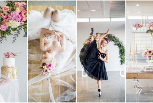 Inspiration + Details: Ballerina Wedding Ideas  {Lilac Photography}