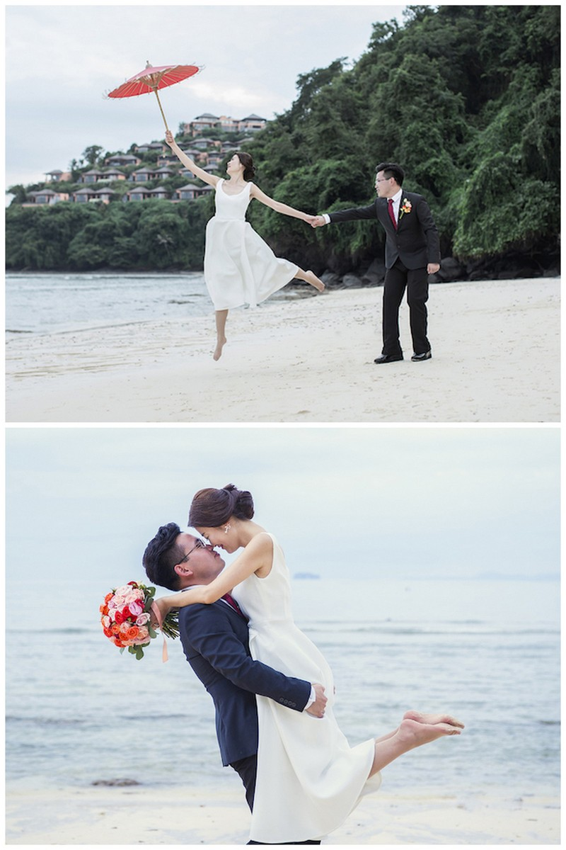 Cape Panwa wedding Phuket