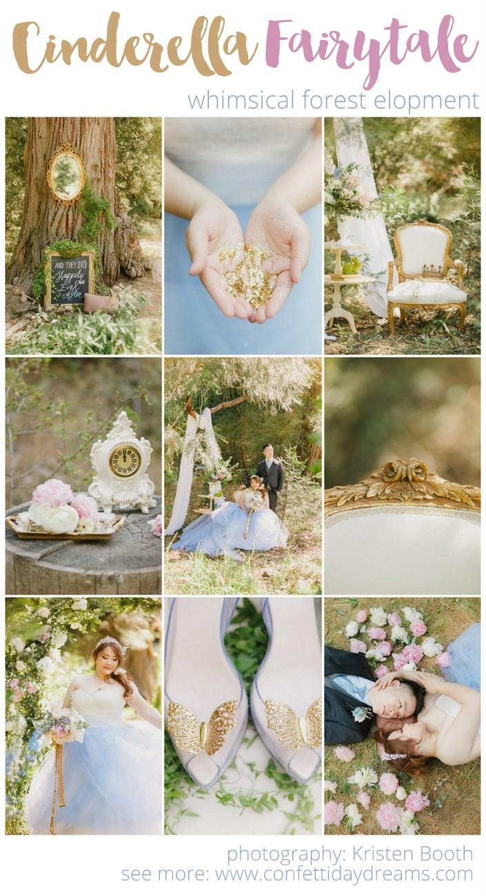 Fairytale Cinderella Wedding