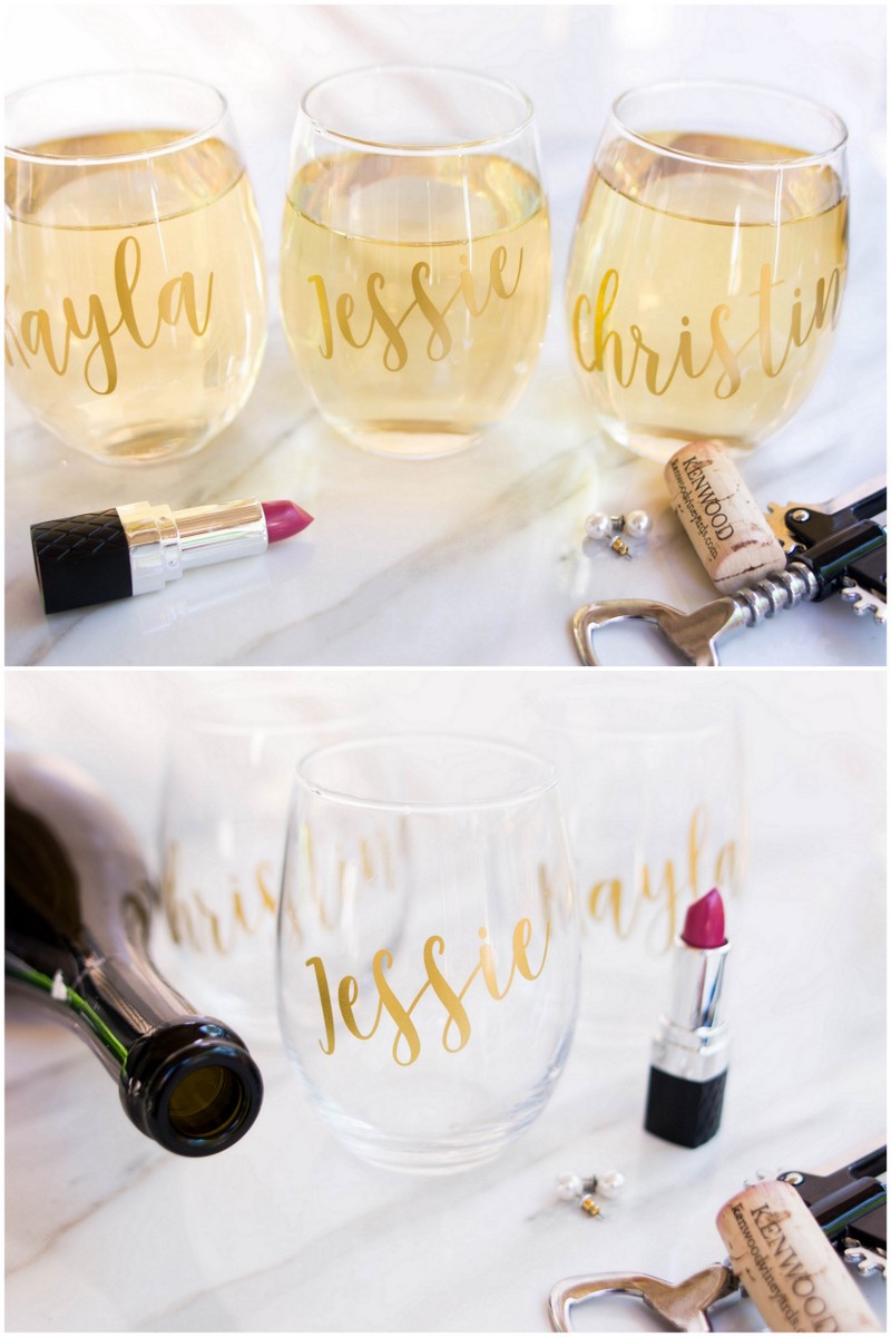 Bridesmaid gifts under 10