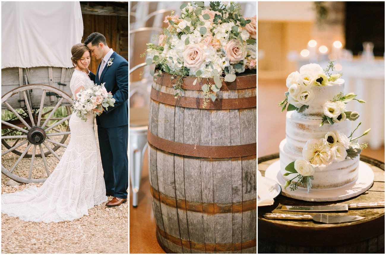 Rustic Wedding Ideas For Summer
