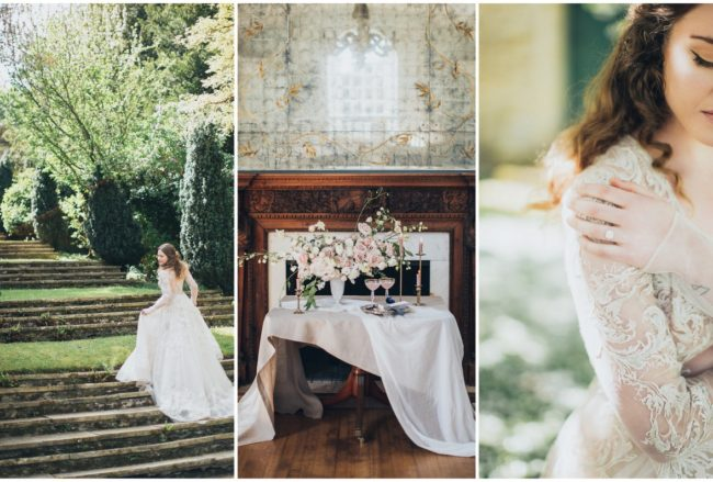 Plan an Intimate Wedding for Two in the English Countryside {Elina Sazonova}