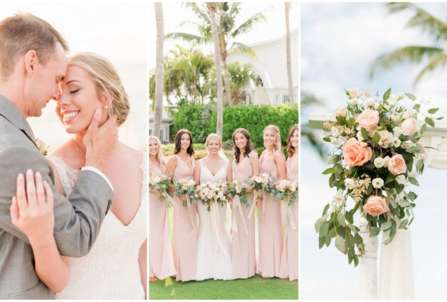 Beachy, Floridian South Seas Island Wedding {Kristy and Vic Photography}