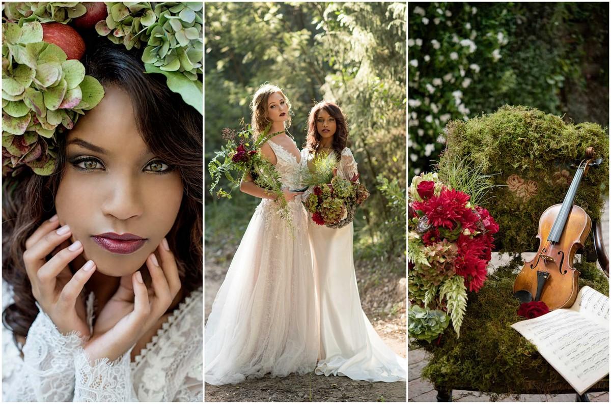 Rustic Woodlands Wedding Ideas