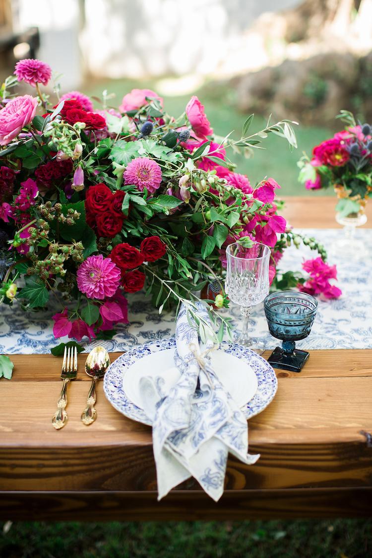 Spanish wedding inspiration