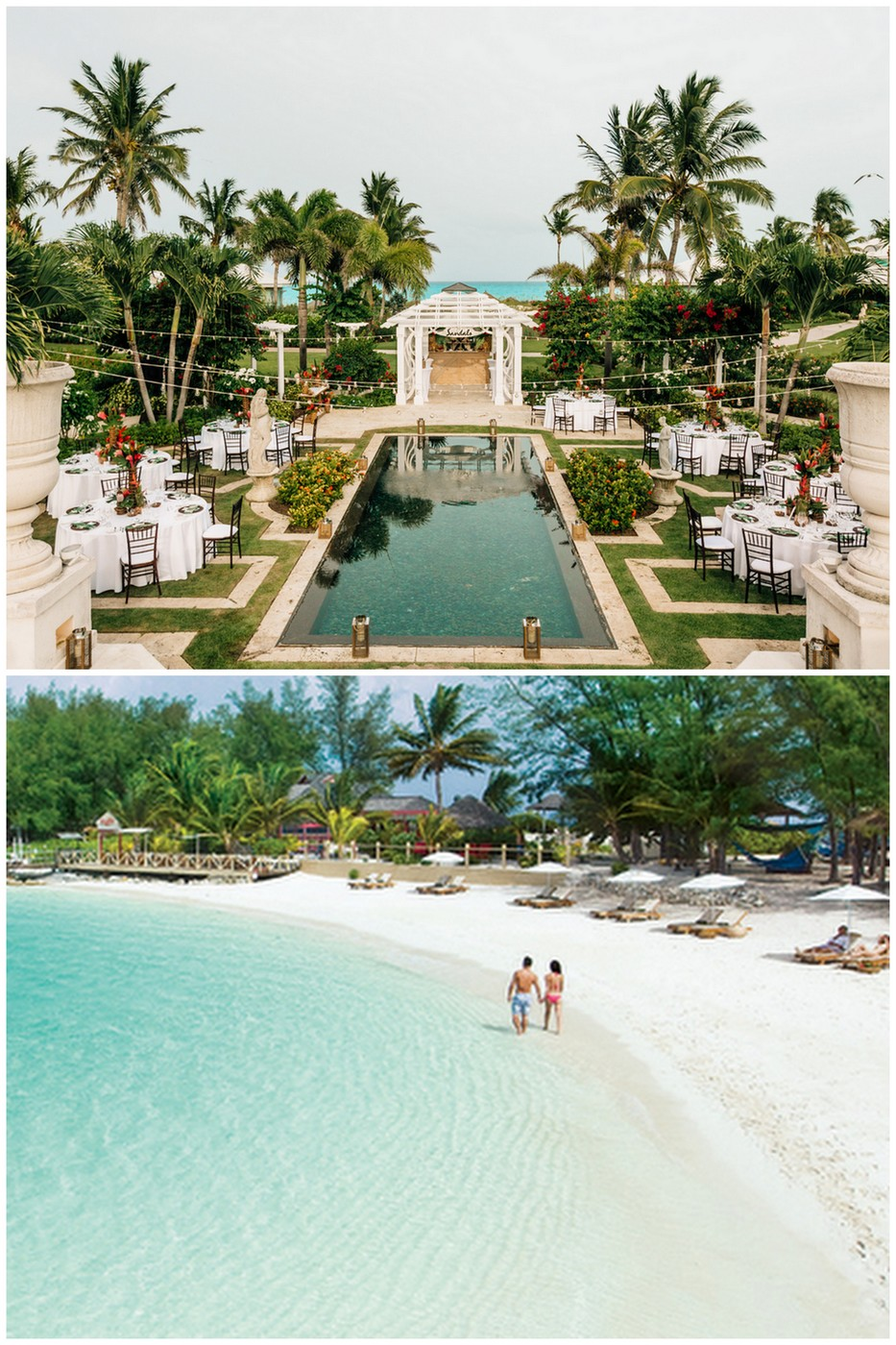 Beautiful Bahamas Wedding package