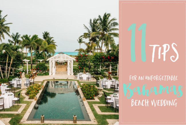 11 Secrets for an Epic Bahamas Wedding (or Elopement!)