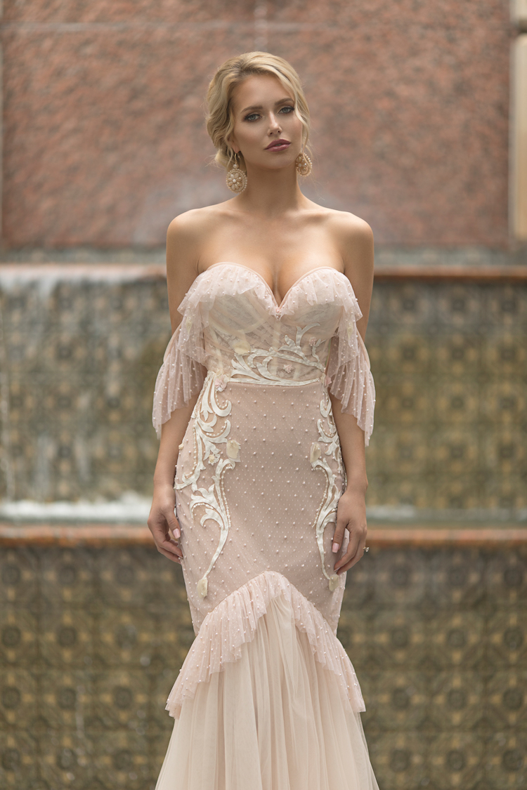 Stunning Sophisticated And Sensual Wedding Dresses