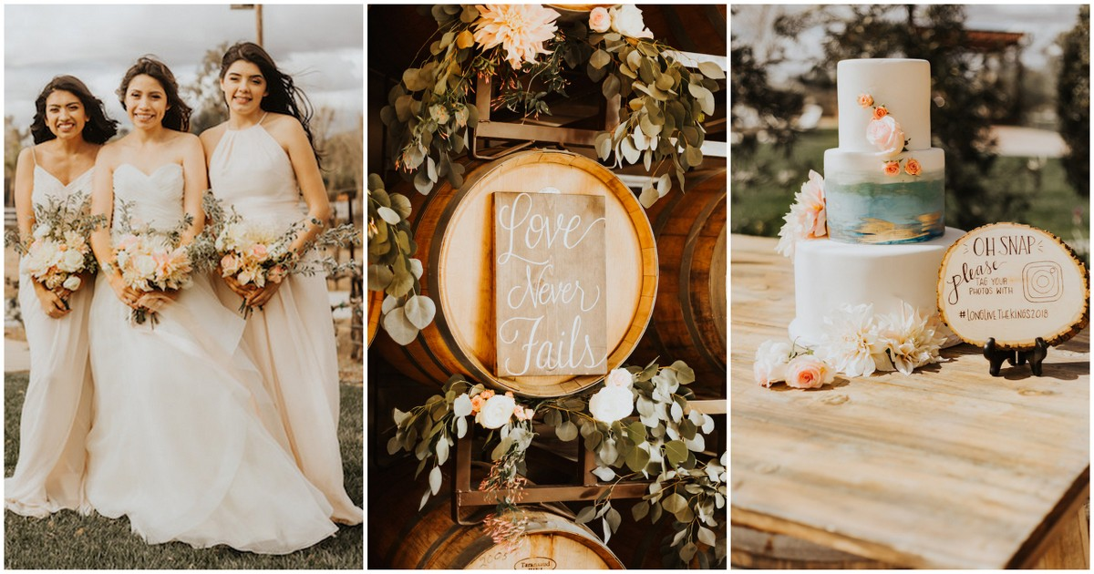 Ideas for a Winery Wedding