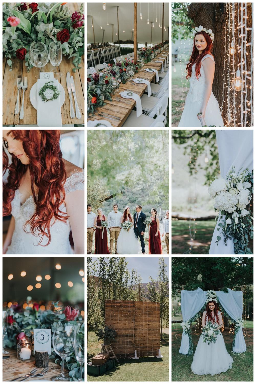 Stunning Outdoor Mountain Weekend Wedding in Robertson
