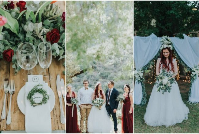 Stunning Outdoor Mountain Weekend Wedding in Robertson