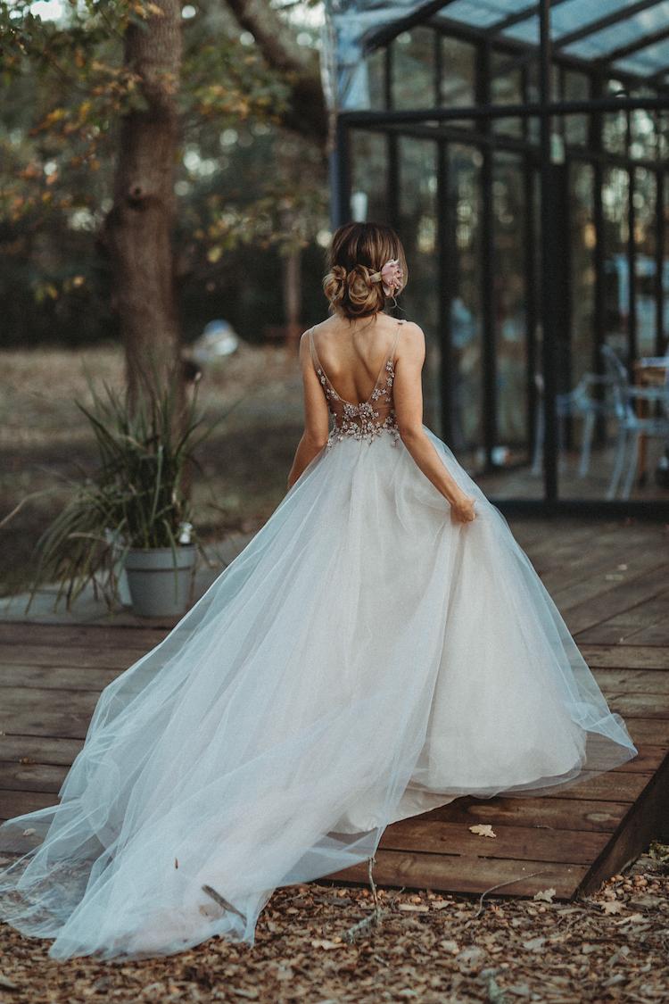 5e442ea273fe Black And Blush Wedding Dresses
