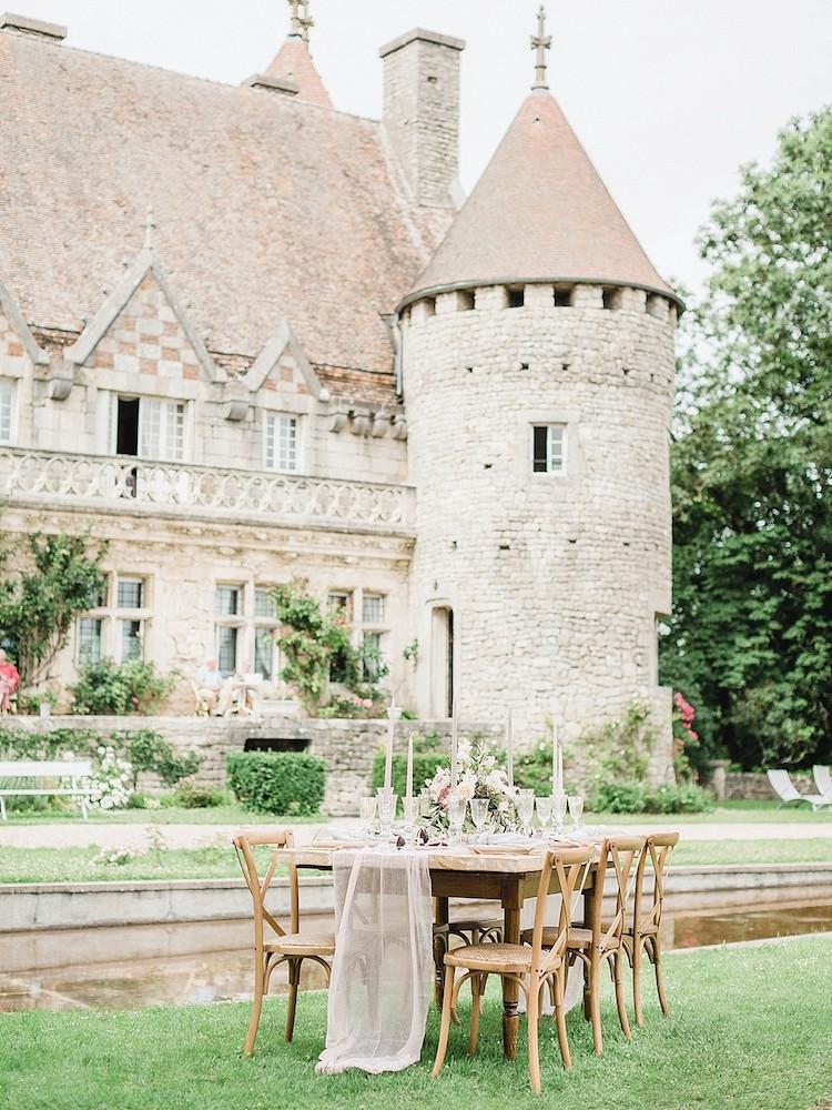Destination Vow Renewal Chateau Lorraine France