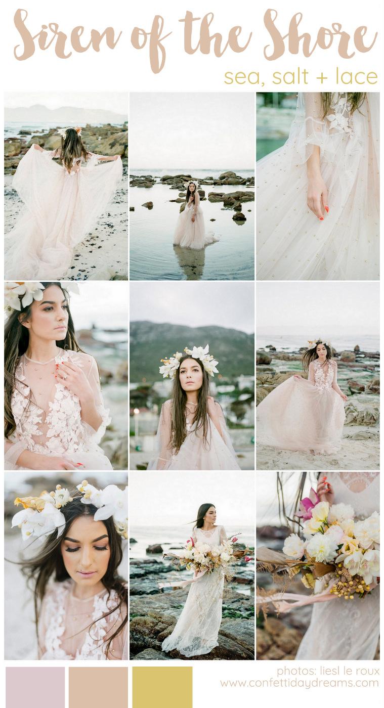Cape Town Beach Wedding Dresses