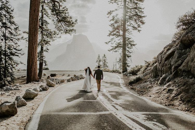 Yosemite Sunrise Elopement