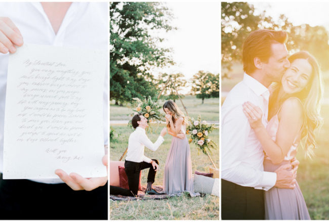 10 Tips for Planning a Creative and Thoughtful Proposal