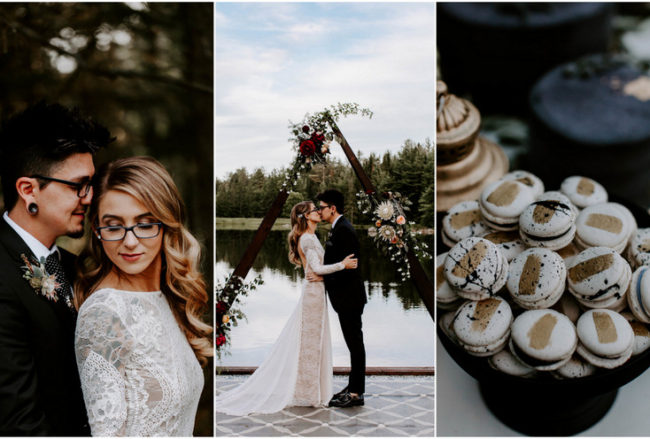 Sustainable Boho Vegan Wedding At Summer Solstice