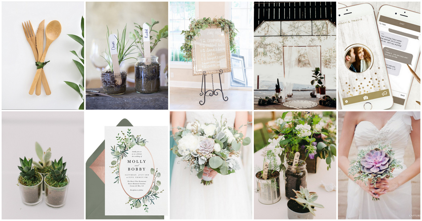 Eco-Friendly Zero Waste Wedding Ideas