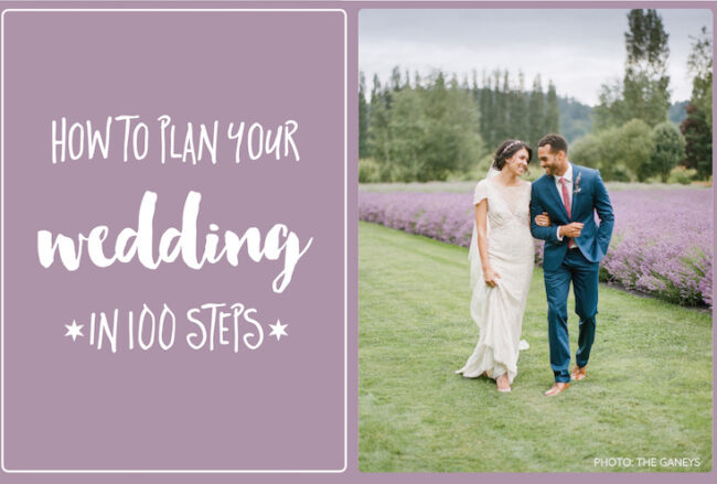 How to Plan a Wedding: Detailed List + Steps