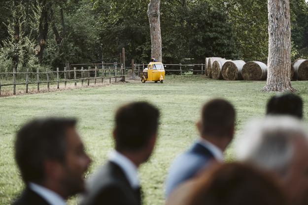 Outdoor Wedding in Rome