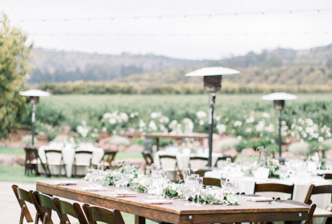 Whimsical Outdoor Orchard Wedding in Camarillo