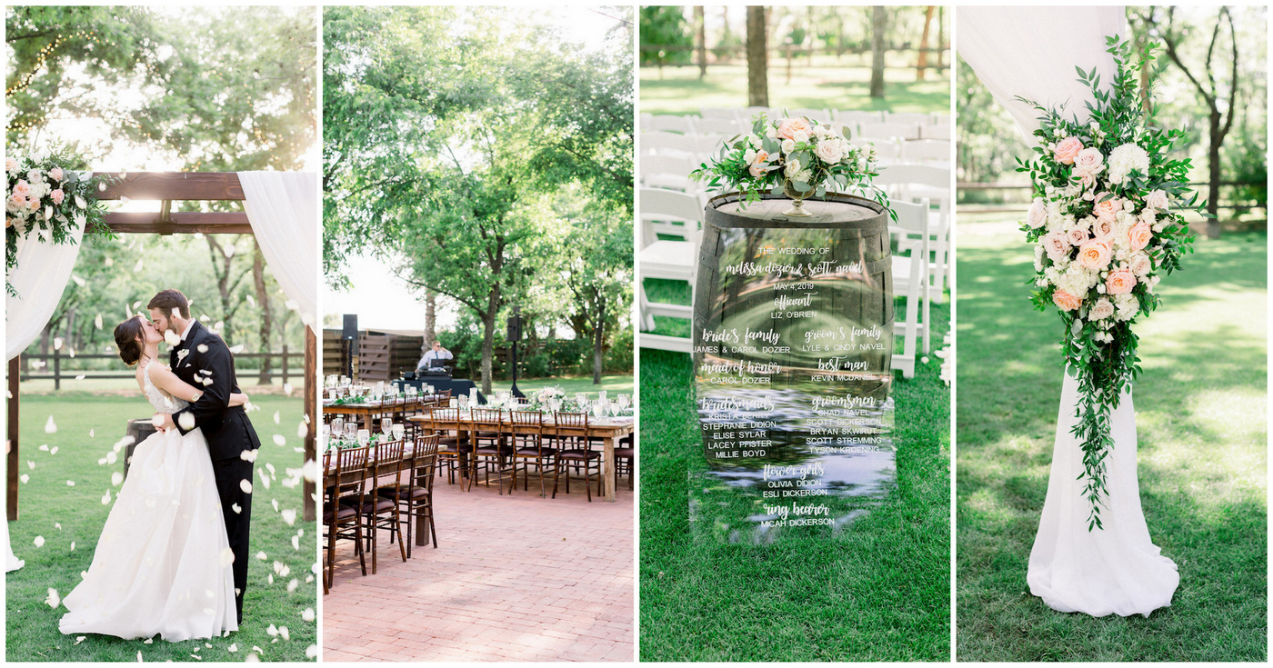 Timeless Garden Wedding in Arizona