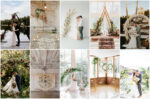 Modern Wedding Arches