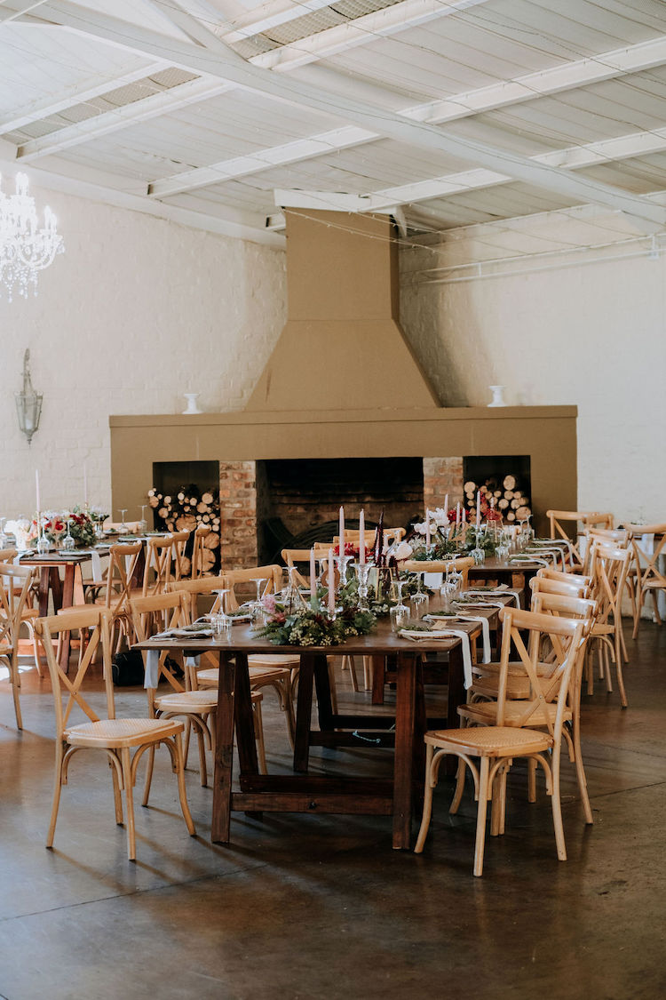 Silver Sixpence Dullstroom Wedding