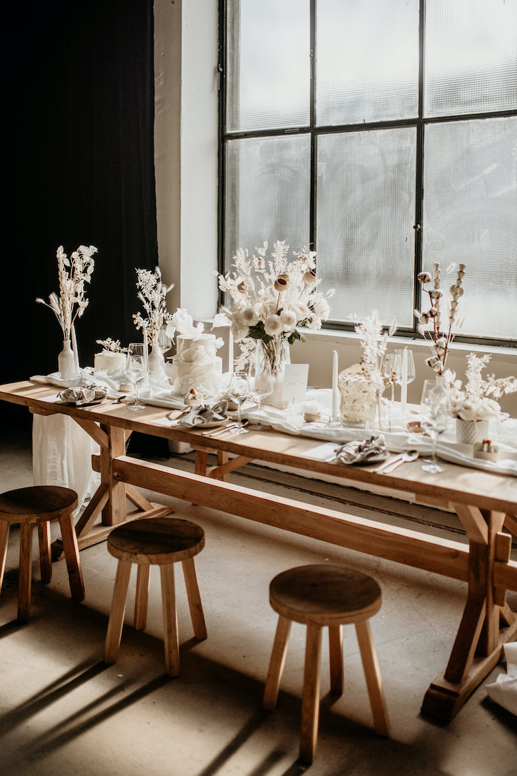 Sustainable Organic Neutral Wedding
