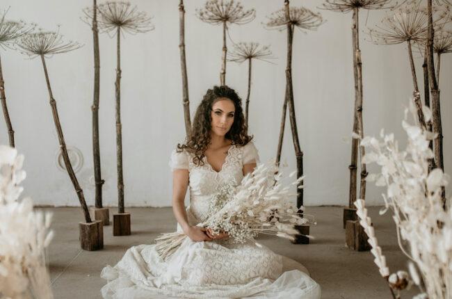 Sustainable Organic Neutral Wedding