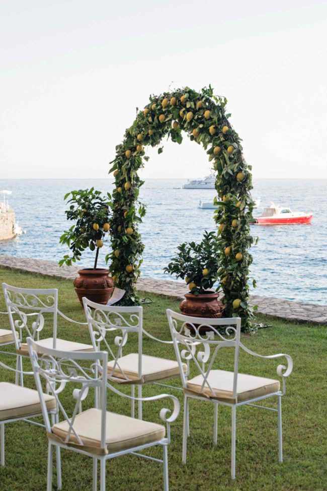 Amazing Wedding Arch Ideas 45