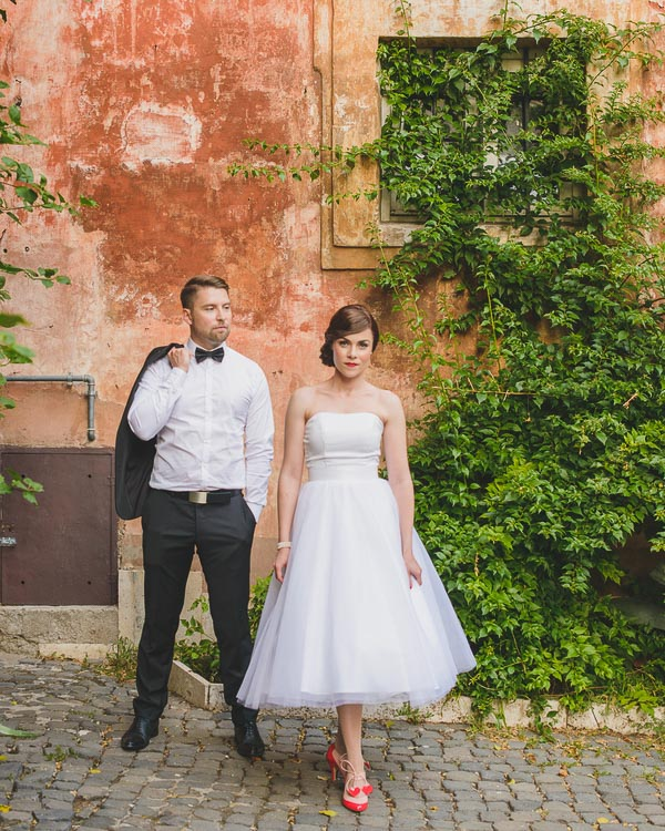 Audrey Hepburn Roman Holiday Italy Elopement - Rochelle Cheever Photography